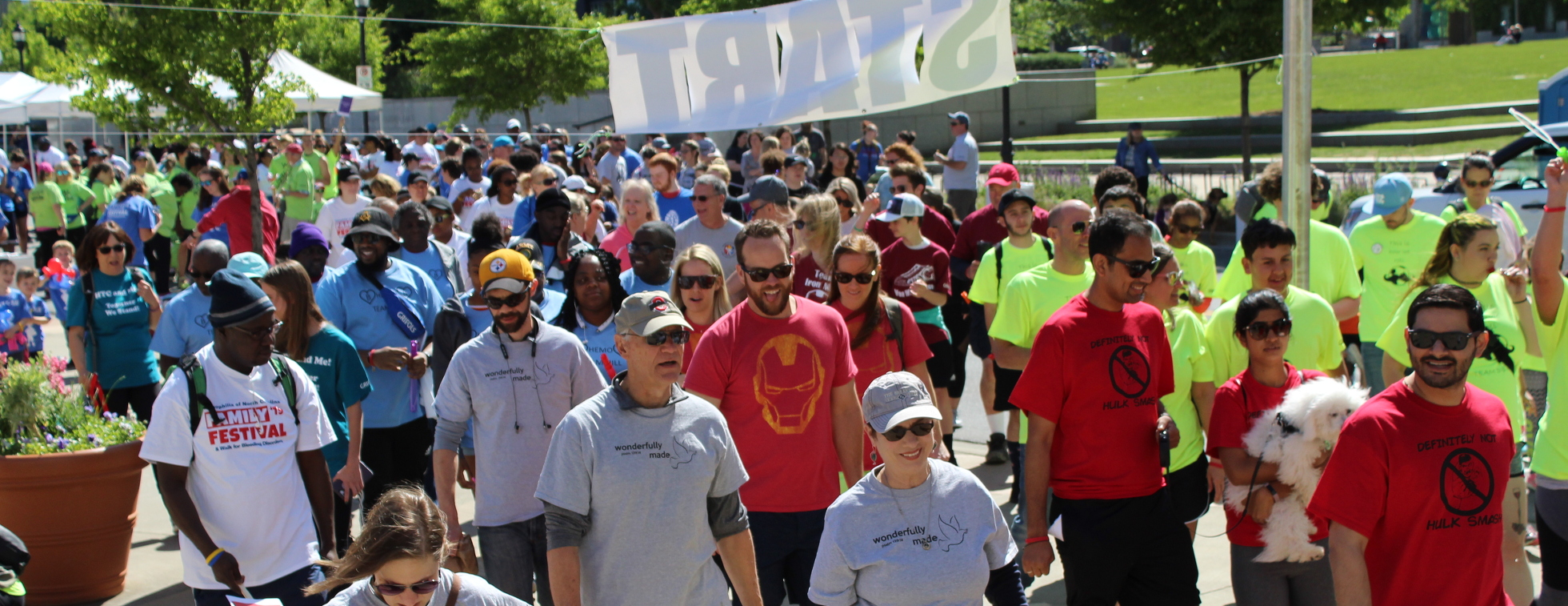 2020 Family Festival & Walk for Bleeding Disorders - Charlotte